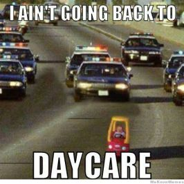 Why I [Still] Hate Daycare
